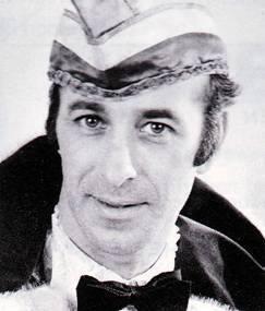 1971 - 1972 Prins Wim d'n Urste (Wim Dinnissen)