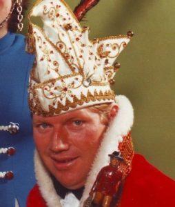 1979 - 1980 Prins Marinus d'n Urste (Ries van Melis)