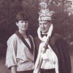 1984 - 1985 Prins Sjaak d'n Urste (Sjaak van Haren)