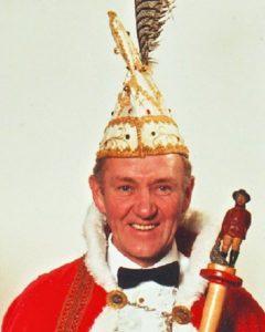 1985 - 1986 Prins Thé d'n Urste (Thé van Haren)
