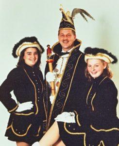 1989 - 1990 Prins Willie d'n Derde (Willie van Elk)