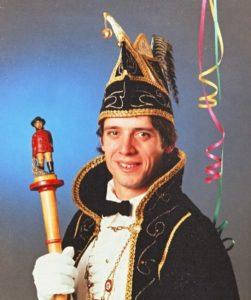1990 - 1991 Prins Dorus d'n Urste (Dorus Polman)