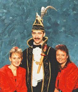1992 - 1993 Prins Henk d'n Tweede (Henk Hofmans)