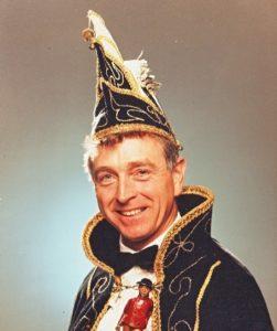 1994 - 1995 Prins Jan d'n Vijfde (Jan Gerrits)