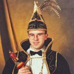 1995 - 1996 Prins Vincent d'n Urste (Vincent Thelosen)