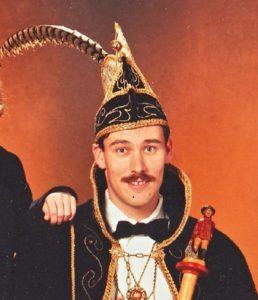 1997 - 1998 Prins Matheo d'n Urste (Matheo Arts)