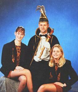 1998 - 1999 Prins Jan d'n Zesde (Jan van der Burgt)