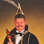 2001 - 2002 Prins Frank d'n Urste (Frank Jansen)