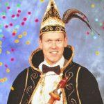 2004 - 2005 Prins Theodor d'n Urste (Theodor Theunissen)