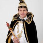 2010 - 2011 Prins Sjaak d'n Derde (Sjaak van Koolwijk)