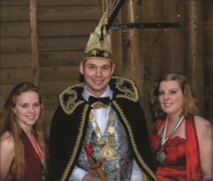 2016 - 2017  Prins Jeroen d'n Urste (Jeroen Poels)