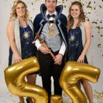 2017 - 2018 Prins Patrick d'n Urste (Patrick van Melis)